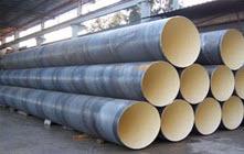 Çift Spiral Kaynaklı Çelik Borular