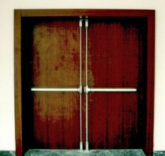 Bulletproof doors