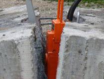 Hidrolik Basınç ile Beton Çatlatma Makinası