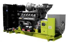 Dizel jeneratör GenPower GPR 2500