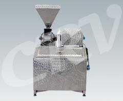 Equipment for confectionery covering with sugar