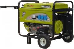 Benzinli jeneratör GenPower GBG 8000 TE