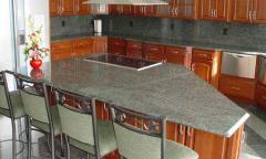 Mermer mutfak tezgahları