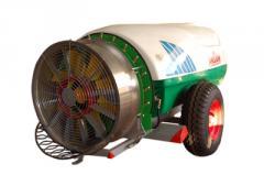 Turbo atomizörler