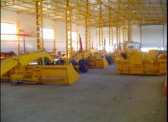Dört Köşe Eksenli Tarımsal Makineler