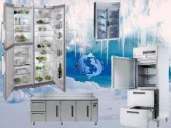 الثلاجة جنبا إلى جنب