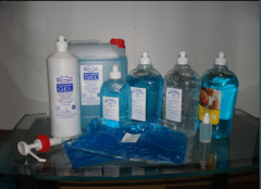 Konix ve Naturel marka ultrason jelleri