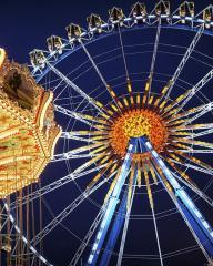Turntable Gear for Amusement Park Equipment
