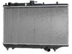 Radiator for engine cooling