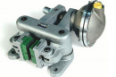 Muff, joints, couplings and brake devices for