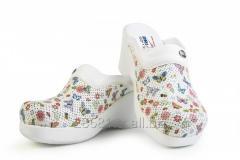 NURSE Ladies clog slippers SLIPPERS