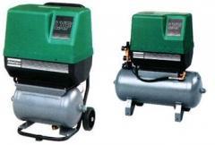 Pistonlu hava kompresörleri