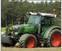 Kademesiz Kompakt Traktör