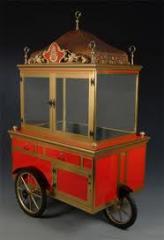 Popkorn arabası