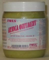 Tedavi edici krem Foxx Anrica Ointment