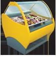 Ugur dondurma teşhir reyonları
