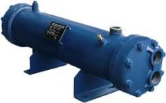 Shell & tube kondenser