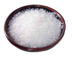 Le sel alimentaire