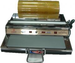 Ambalaj makinelerinden Streç Sarma Makinesi