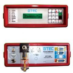 Sizdirmazlik test cihazi LTT 500A