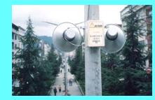Belediye kablosuz ses yayın sistemleri