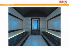 Juno Buhar Odası / Juno Steam Room