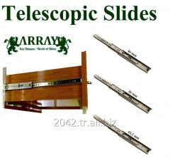 ARRAY  FURNITURE TELESCOPIC DRAWER SLIDES