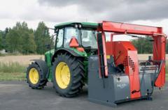 Odun kesme makinaları Palax Power 70