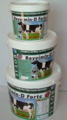 Yem katkısı Royvimin-D Forte