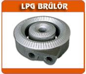 LPG brülör