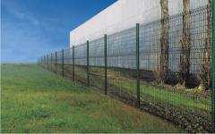 Panel çit sistemi