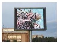Totem billboard reklam panoları