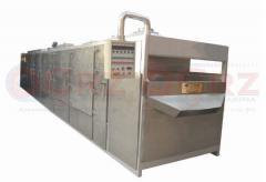 CRZ-1900RO NUT ROASTING AND FRUIT DRYER MACHINE