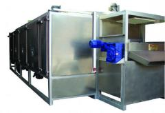 CRZ-1100RO NUT ROASTING AND FRUIT DRYER MACHINE