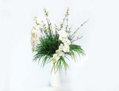 Yapay dal çiçekleri