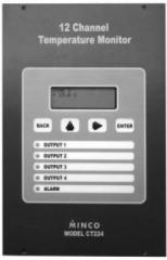 Sıcaklık kontrolörleri