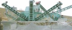 Kum eleme tesisleri
