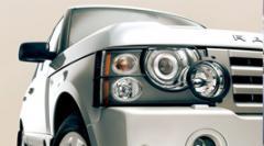 Otomobil -Land Rover