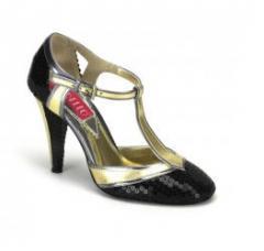 Payet İşlemeli Ayakkabı