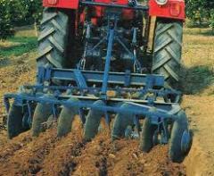 Tarım makineleri için yedek parça