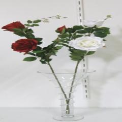 Gül 3lü yapay çiçek