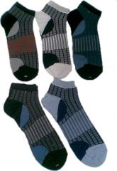 Erkek çorap üretimi