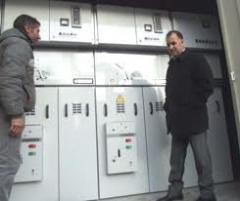 Elektrik Dağıtma Sistem ve Gereçleri