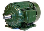 Electric motors of direct current