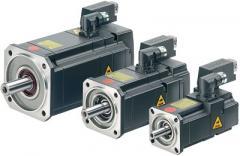 Elektrik motorları Siemens