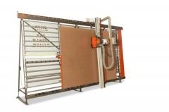 Mills for manufacturing windows, window blocks