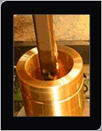 Bronz burç G-SN-BZ-12