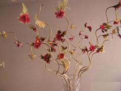 Cansız çiçek mamulleri