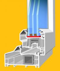 PVC sistemi Atlantik Mega serisi