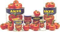 Domates salça ürünleri